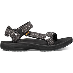 Teva Winsted Sandalen Heren, bamboo black